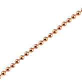 DQ Designer Quality ball chain, bolletjes ketting, balletjesketting