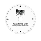 Kumihimo Disc 6 inch rond