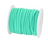 Elastisch Lint Ibiza 5mm wraparmbanden DIY ibiza armband Modi armbanden Turquoise