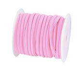 Elastisch Lint Ibiza 5mm wraparmbanden DIY ibiza armband Modi armbanden roze