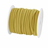 Elastisch Lint Ibiza 5mm wraparmbanden DIY ibiza armband Modi armbanden honey gold