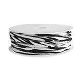 Elastisch Lint Ibiza 5mm wraparmbanden DIY ibiza armband Modi armbanden zebra