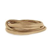 Elastisch Lint Ibiza 5mm wraparmbanden DIY ibiza armband Modi armbanden metallic goud
