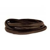 Elastisch Lint Ibiza 5mm wraparmbanden DIY ibiza armband Modi armbanden metallic dark bronze