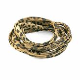 Elastisch Lint Ibiza 5mm wraparmbanden DIY ibiza armband Modi armbanden Panter