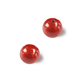 Miracle beads 3D kralen 12mm rood