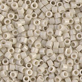 MIYUKI Delica Seed Beads DB261 11/0 Round - Opaque Linen Luster DB-261
