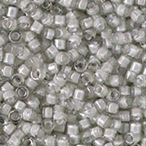 MIYUKI Delica Seed Beads DB2391 11/0 Round -  Fancy Lined Oyster DB-2391