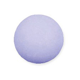 Plaksteen cabochon camee polaris mat 20 mm Lavender paars