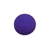 Plaksteen cabochon camee polaris mat 15 mm purple