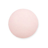 Plaksteen cabochon camee polaris mat 20 mm light rose