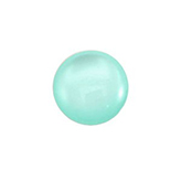 Plaksteen cabochon camee Polaris shiny 12mm Erinite green