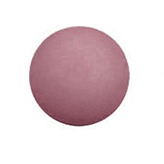Plaksteen cabochon camee polaris mat 20 mm Antique Pink