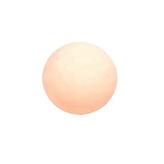 Plaksteen cabochon camee polaris mat 20 mm Light Peach