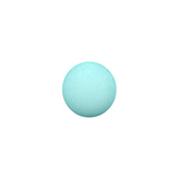 Plaksteen cabochon camee polaris mat 7 mm Light turquoise