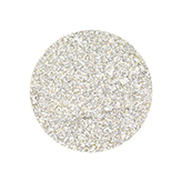 Cabochon Polaris Goldstein plat 35mm White silver