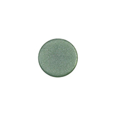 Polaris cabochon soft tone 12mm matt Green grey