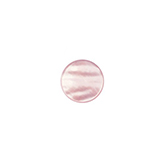 7 mm platte cabochon Polaris Elements Parelmoer Antique pink