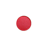 7 mm platte cabochon Polaris Elements Jester Red