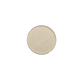 Plaksteen cabochon camee Super Polaris plat 12mm Light Taupe