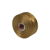 Superlon S-lon D rijggaren 0,30mm Gold Tex 45