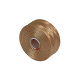 Superlon S-lon D rijggaren 0,30mm Dark Tan Tex 45