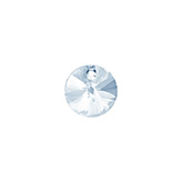 Swarovski rivoli 6428 hanger 8mm Crystal Blue Shade