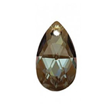 Swarovski Pear 6106 16mm Crystal Bronze Shade