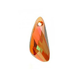 Swarovski Wing 6690 27mm Crystal Copper