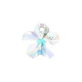 Swarovski Flower 6744 12mm Crystal AB