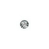 Swarovski puntsteen 1028 PP24 Black Diamond