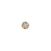 Swarovski puntsteen 1028 PP32 Crystal Golden Shadow