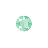 Swarovski SS 29 puntsteen (6.2 mm) Crystal mint green