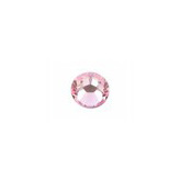 Swarovski plaksteen 2028 SS20 Light Rose