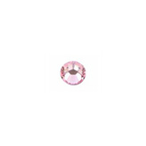 Swarovski plaksteen 2028 SS30 Light Rose