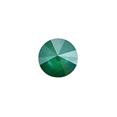Swarovski Rivoli 1122 12mm Crystal royal green