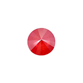 Swarovski Rivoli 1122 12mm Crystal royal red