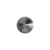 Swarovski Rivoli 1122 12mm Black Diamond