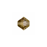 Swarovski Bicone 5328 4mm Crystal Bronze Shade