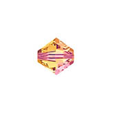 Swarovski Bicone 5328 4mm Crystal Astral Pink