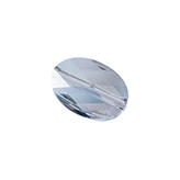 Swarovski Oval 5050 14x10mm Crystal Blue Shade