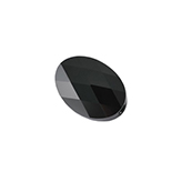 Swarovski Oval 5050 14x10mm Jet