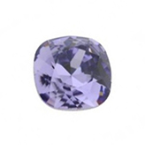 Swarovski puntsteen 4470 Square 10mm Tanzanite