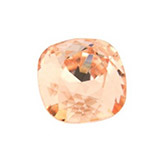 Swarovski puntsteen 4470 Square 10mm Light Peach