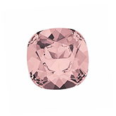 Swarovski puntsteen 4470 Square 10mm Blush Rose