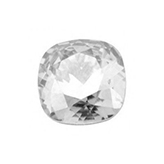 Swarovski puntsteen 4470 Square 12mm Crystal
