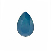 Swarovski puntsteen 4320 Drop 14x10mm Caribbean Blue Opal