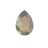 Swarovski puntsteen 4320 Drop 14x10mm Crystal Bronze Shade