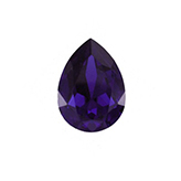 Swarovski puntsteen 4320 Drop 14x10mm Purple Velvet