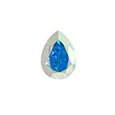 Swarovski puntsteen 4320 Drop 8x6mm Crystal AB